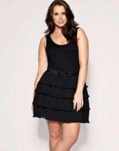 Opciones de vestidos de fiesta para gorditas (2)