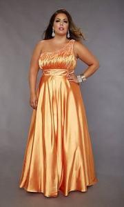 15 opciones de vestidos de fiesta para gorditas brillantes (13)