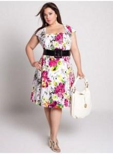 15 opciones de vestidos de fiesta para gorditas de estilo vintage (3)