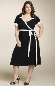 15 opciones de vestidos de fiesta para gorditas de estilo vintage (7)