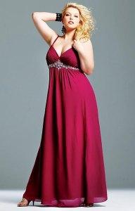 15 opciones de vestidos de fiesta para gorditas de gala (11)