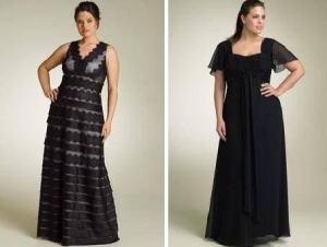 15 opciones de vestidos de fiesta para gorditas de gala (8)