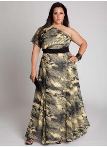 15 opciones de vestidos floreados de fiesta para gorditas (4)