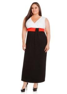 Vestidos de fiesta largos para gorditas 2015 (8)