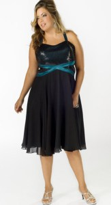 Vestidos para mujeres bajitas (1)
