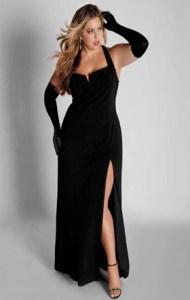 Vestidos para mujeres bajitas (9)