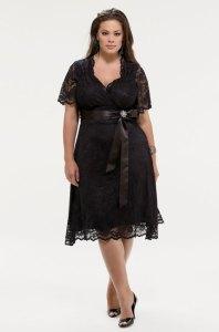 13 Hermosos vestidos de fiesta ideales para gorditas (15)