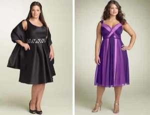 Galería de imágenes con 13 vestidos para gorditas (5)