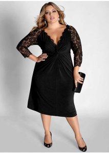 9 Vestidos de fiesta para gorditas tipo Chanel (4)