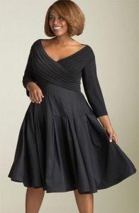 10 vestidos de fiesta para bodas gorditas (9)