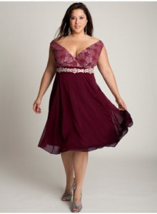 10 nuevos modelos de vestidos para gorditas (6)