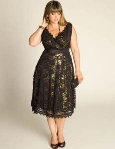 10 vestidos de fiesta para gorditas barrigonas (9)