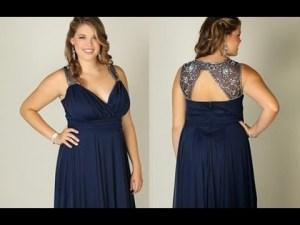 11 vestidos de fiesta para gorditas a la moda (3)