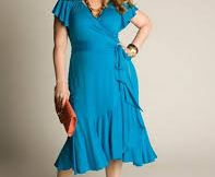 10 nuevos vestidos de fiesta para gorditas en once (10)
