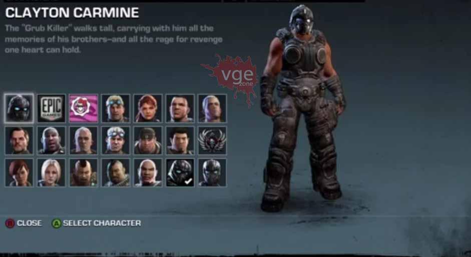 Posibles DLC Filtrados De Gears Of War Judgment VGEzone