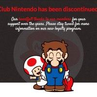 Adios, Club Nintendo