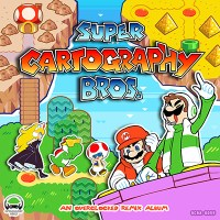 ¡Super Cartography Bros! - ¡Un disco inesperado de OC Remix!