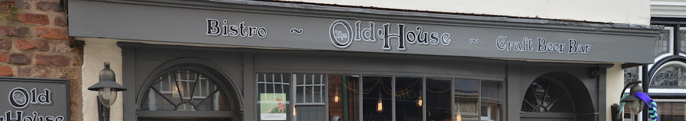 Great East Yorkshire Pubs: Old House, Hull
