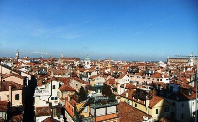 Visitar a Torre do Relógio em Veneza