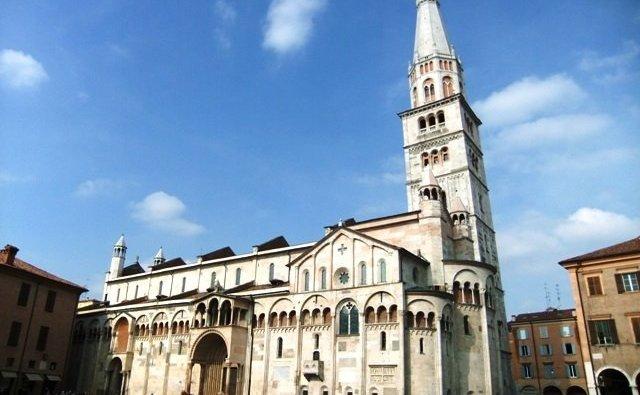 Dicas de Modena: Catedral, Praça e Torre Ghirlandina, Patrimônio Unesco