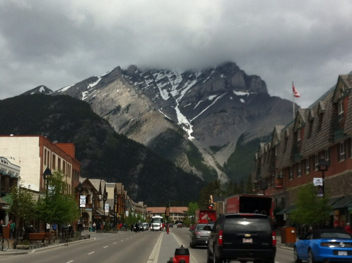 Banff National Park + Canmore
