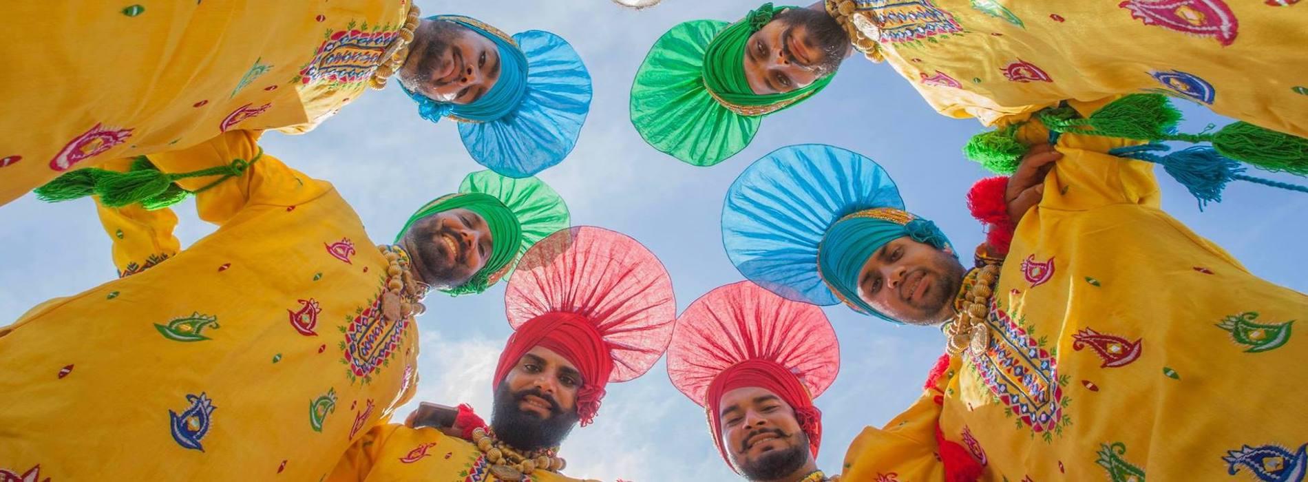 VIAGGIO TRA LE DANZE INDIANE: IL BHANGRA DEL PUNJAB