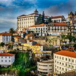 De carro por Lisboa e interior de Portugal