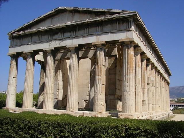 Atenas_Hephaistos_Viajando bem e barato pela Europa
