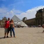 A viagem de Ricardo e Lisandra pela Inglaterra, França e Itália | Roteiros by Rogério