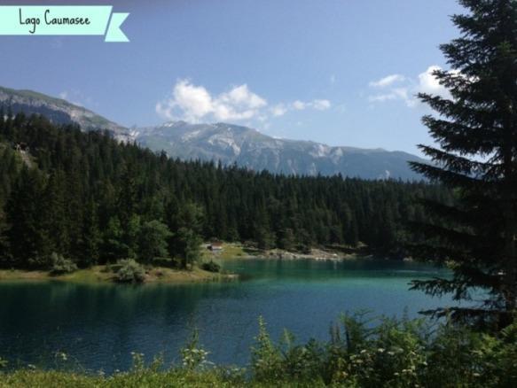 suíça lago coumasee em flims 01 viajando bem e barato pela europa