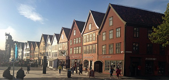 Um roteiro perfeito pela Noruega – Parte II – Bergen