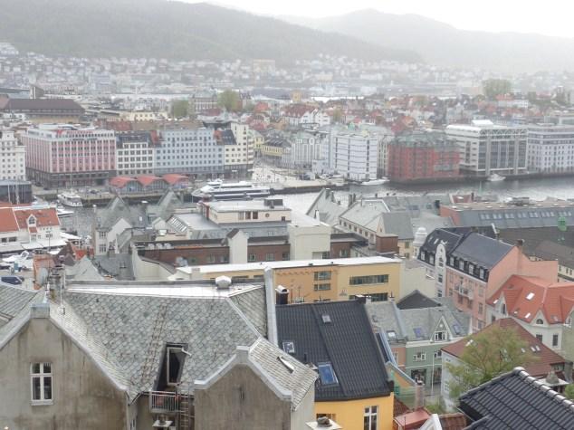 Noruega_Bergen_Viajando bem e barato pela Europa