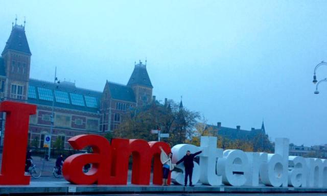 15 dias pela Europa_Amsterda_Viajando bem e barato pela Europa