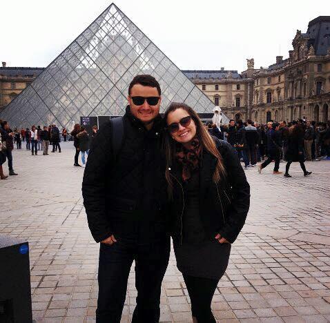 15 dias pela Europa_Louvre_Viajando bem e barato pela Europa
