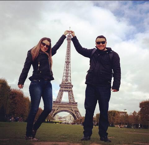 15 dias pela Europa_Torre Eiffel_Viajando bem e barato pela Europa