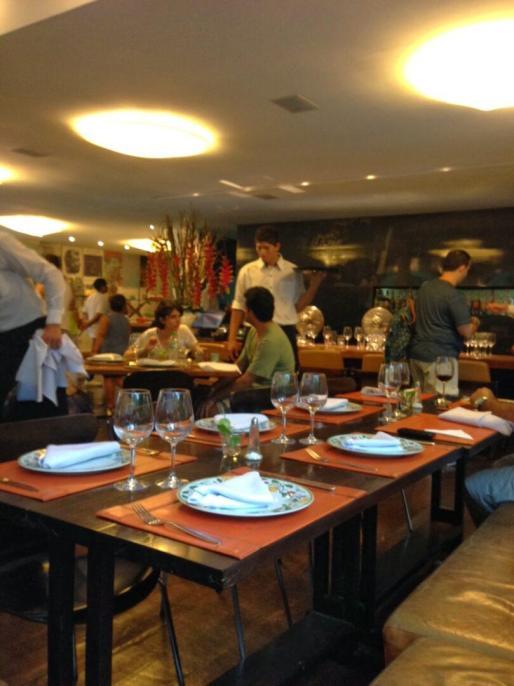 Inhotim_Restaurante_Viajando bem e barato pela Europa