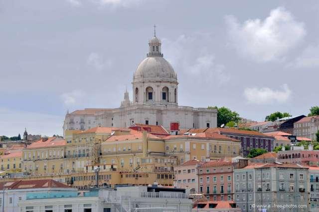 Lisboa_Vista_Viajando bem e barato pela Europa