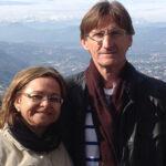 Viagem para a Itália do casal Eliane e Osmar Germano