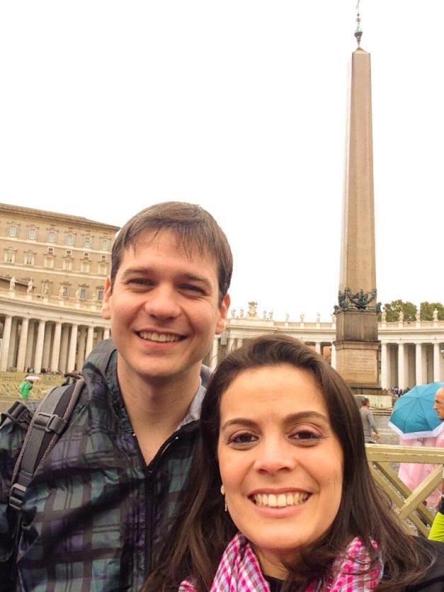 Viagem para a Itália, Inglaterra e Holanda_selfie_Viajando bem e barato