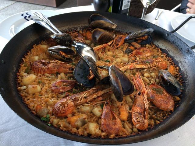 melhor paella em Barcelona_destaque_Viajando bem e barato
