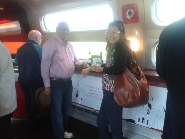 Europa na melhor idade_trem Amsterdam_Viajando bem e barato