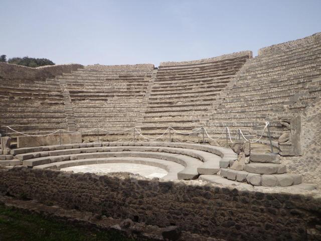 Viagem para Itália e Portugal_Pompeii_Viajando bem e barato