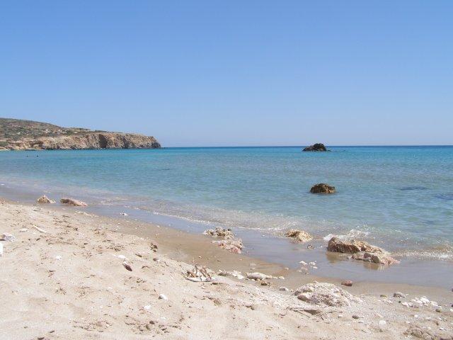 Dicas para conhecer Milos - Firiplaka - Viajando bem e barato