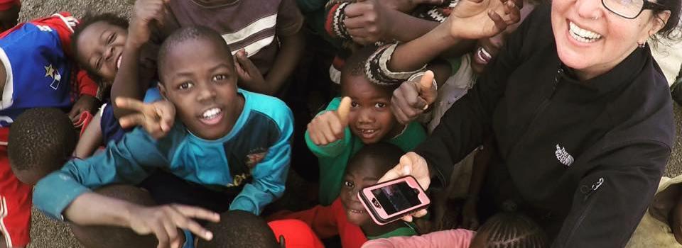 Voluntariado en Kibera, Kenia, la barriada más grande de África