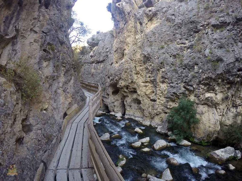 Cerrada río Castril