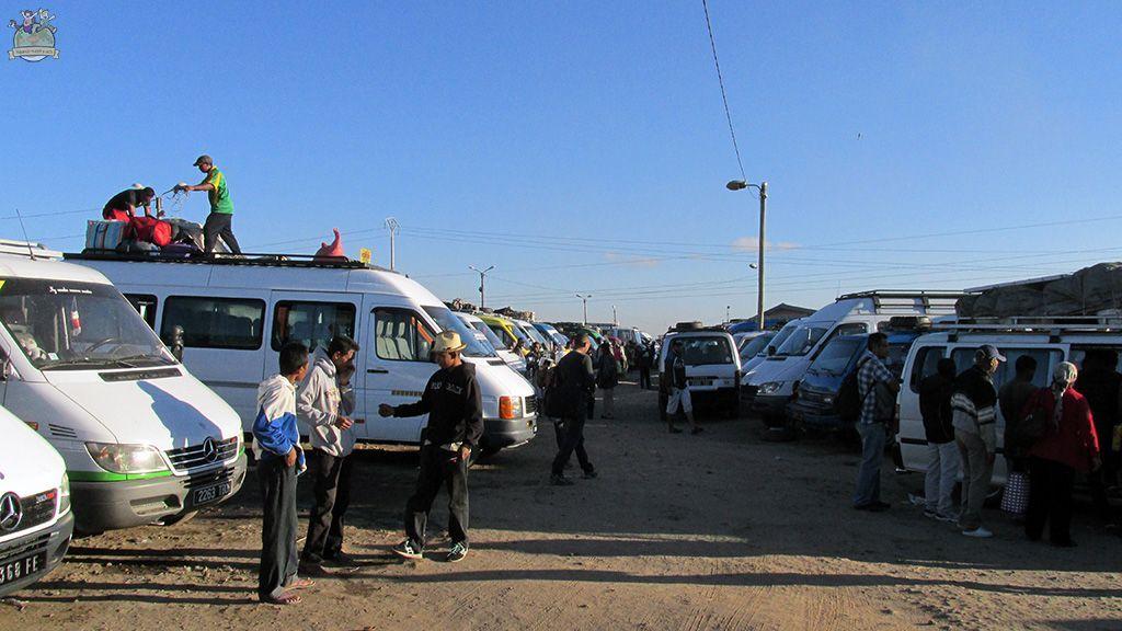 Gare routiere Fasa'ny Karana en Antananarivo