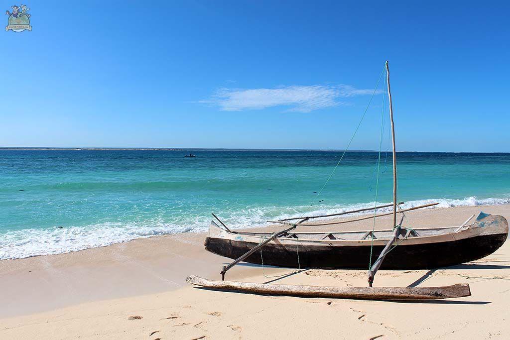 Nosy Ve playa Anakao. viajar a Madagascar