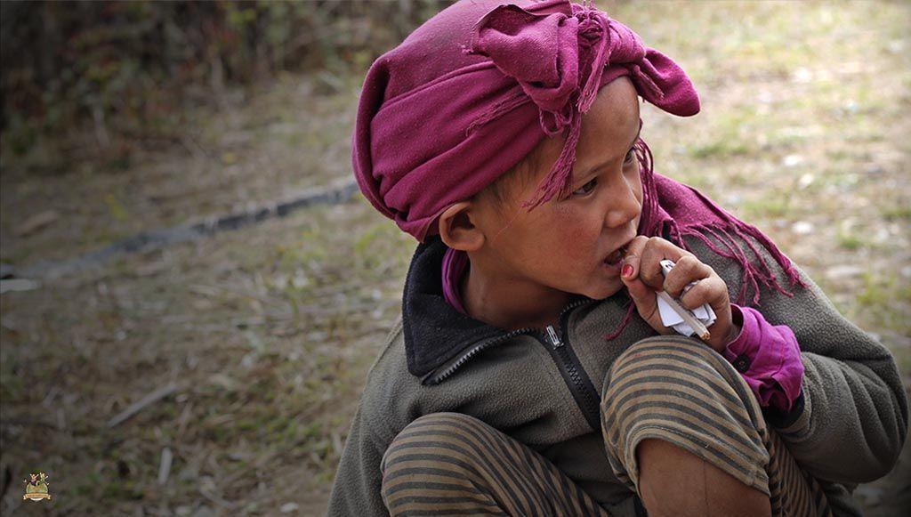 ONG en Nepal