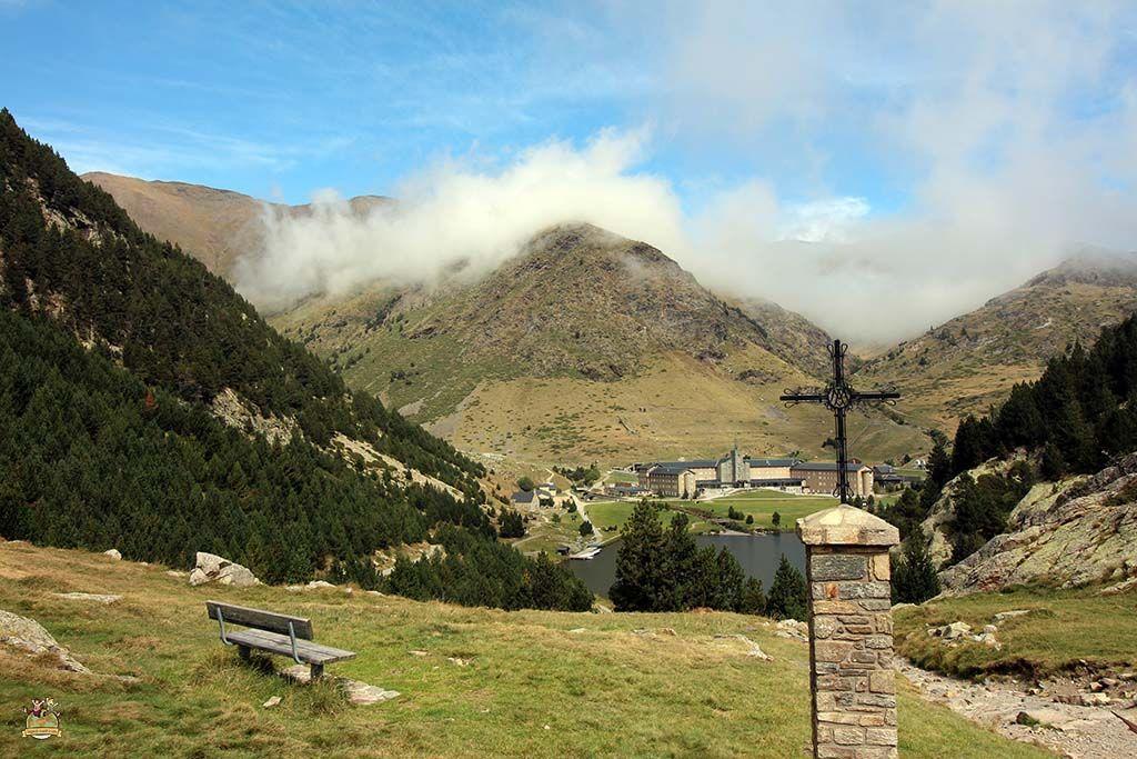 mirador Vall de Nuria