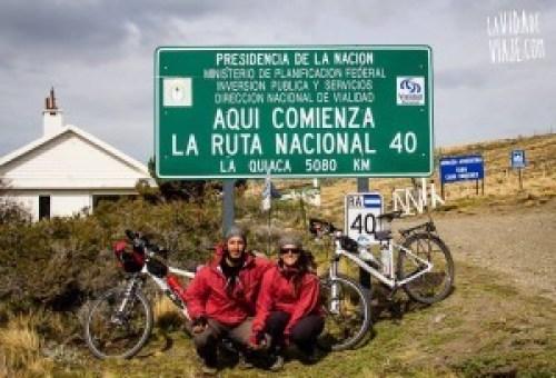 como planificar un viaje en bicicleta